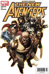 Cover for Los Nuevos Vengadores, the New Avengers (Editorial Televisa, 2006 series) #24