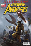 Cover for Los Nuevos Vengadores, the New Avengers (Editorial Televisa, 2006 series) #28