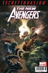 Cover for Los Nuevos Vengadores, the New Avengers (Editorial Televisa, 2006 series) #27