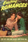 Cover for Exciting Romances (Fawcett, 1949 series) #5