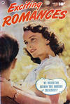 Cover for Exciting Romances (Fawcett, 1949 series) #4