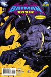 Cover Thumbnail for Batman and Robin (2009 series) #21 [Tony S. Daniel Variant Cover]