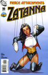 Cover for Zatanna (DC, 2010 series) #10