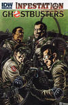 Cover Thumbnail for Ghostbusters: Infestation (2011 series) #1 [Cover B]