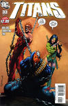 Cover for Titans (DC, 2008 series) #33
