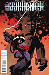 Cover for Annihilators (Marvel, 2011 series) #1 [Variant Edition]