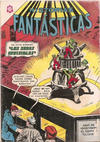 Cover for Historias Fantásticas (Editorial Novaro, 1958 series) #150