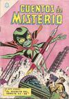 Cover for Cuentos de Misterio (Editorial Novaro, 1960 series) #89