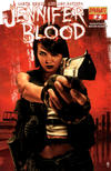 Cover Thumbnail for Jennifer Blood (2011 series) #2 [Timothy Bradstreet Main Cover]
