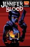 Cover Thumbnail for Jennifer Blood (2011 series) #2 [Ale Garza Cover]
