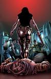 Cover for Jennifer Blood (Dynamite Entertainment, 2011 series) #2 [Jonathan Lau Virgin Art Cover]