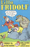 Cover for Lilla Fridolf (Semic, 1963 series) #9/1966