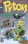 Cover for Pyton (Atlantic Förlags AB, 1990 series) #2/1992