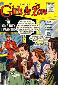 Cover Thumbnail for Girls in Love (Quality Comics, 1955 series) #47