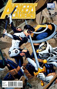 Cover Thumbnail for Avengers Academy (Marvel, 2010 series) #9