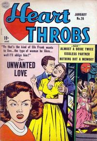 Cover Thumbnail for Heart Throbs (Quality Comics, 1949 series) #26