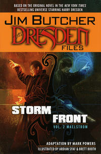 Cover Thumbnail for Jim Butcher's The Dresden Files: Storm Front (Dynamite Entertainment, 2011 series) #2