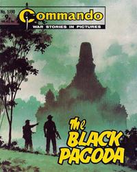 Cover Thumbnail for Commando (D.C. Thomson, 1961 series) #1190