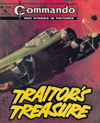 Cover Thumbnail for Commando (D.C. Thomson, 1961 series) #1254