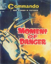 Cover Thumbnail for Commando (D.C. Thomson, 1961 series) #1601