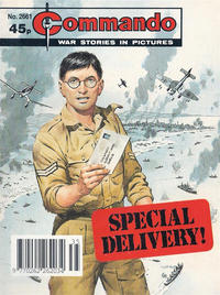 Cover Thumbnail for Commando (D.C. Thomson, 1961 series) #2661