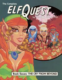 Cover Thumbnail for The Complete ElfQuest (WaRP Graphics, 1988 series) #7