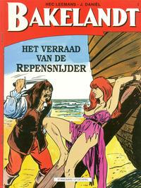 Cover Thumbnail for Bakelandt (Standaard Uitgeverij, 1993 series) #7 - Het verraad van de Repensnijder