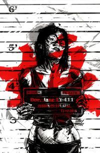 Cover Thumbnail for Incorruptible (Boom! Studios, 2009 series) #15 [Virgin Variant]