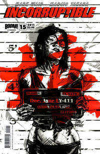Cover Thumbnail for Incorruptible (Boom! Studios, 2009 series) #15