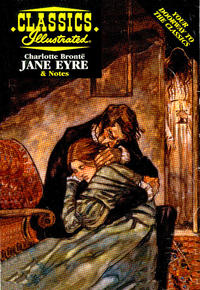 Cover Thumbnail for Classics Illustrated (Acclaim / Valiant, 1997 series) #4 - Jane Eyre