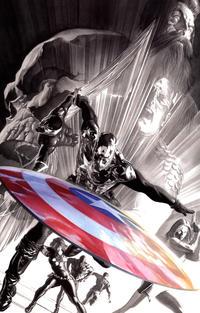 """Cover Thumbnail for Captain America (Marvel, 2005 series) #600 [Alex Ross """"Virgin"""" Variant]"""