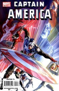 Cover Thumbnail for Captain America (Marvel, 2005 series) #600 [Alex Ross Variant]