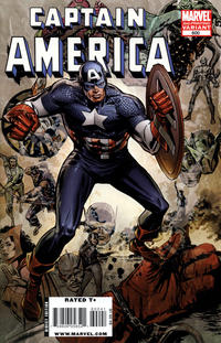 Cover Thumbnail for Captain America (Marvel, 2005 series) #600 [2nd Printing]