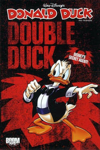 Cover Thumbnail for Donald Duck and Friends: Double Duck (Boom! Studios, 2010 series)