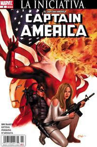 Cover Thumbnail for El Capitán América, Captain America (Editorial Televisa, 2009 series) #2