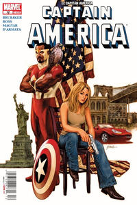 Cover Thumbnail for El Capitán América, Captain America (Editorial Televisa, 2009 series) #12