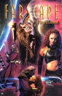 Cover Thumbnail for Farscape: D'Argo's Lament (Boom! Studios, 2009 series)