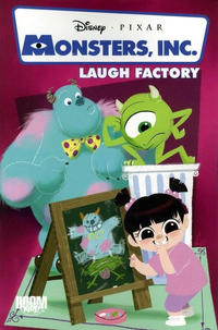 Cover Thumbnail for Monsters, Inc.: Laugh Factory (Boom! Studios, 2010 series)