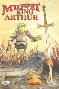 Cover Thumbnail for Muppet King Arthur (Boom! Studios, 2010 series)