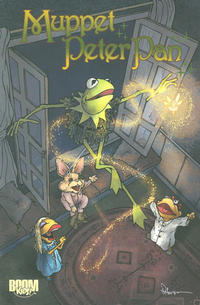 Cover Thumbnail for Muppet Peter Pan (Boom! Studios, 2010 series)
