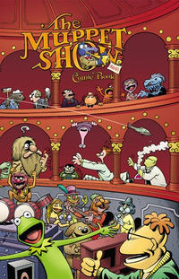 Cover Thumbnail for The Muppet Show (Boom! Studios, 2009 series)