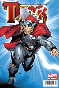 Cover Thumbnail for Thor (Editorial Televisa, 2009 series) #6