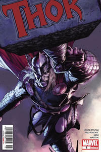 Cover Thumbnail for Thor (Editorial Televisa, 2009 series) #7