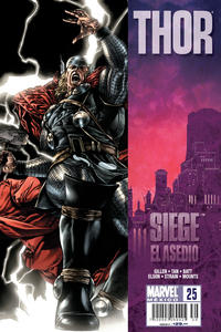 Cover Thumbnail for Thor (Editorial Televisa, 2009 series) #25