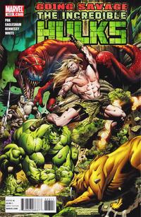 Cover Thumbnail for Incredible Hulks (Marvel, 2010 series) #623