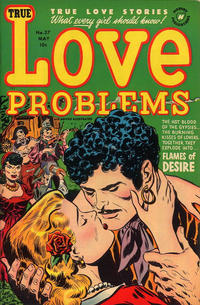 Cover Thumbnail for True Love Problems and Advice Illustrated (Harvey, 1949 series) #27