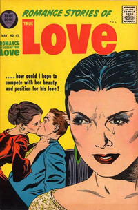 Cover Thumbnail for Romance Stories of True Love (Harvey, 1957 series) #45