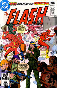 Cover Thumbnail for The Flash (DC, 1959 series) #294 [direct]