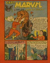 Cover Thumbnail for Capt. Marvel and the Horn of Plenty! (Fawcett, 1946 series)