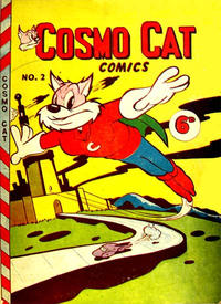 Cover Thumbnail for Cosmo Cat Comics (K. G. Murray, 1947 series) #2